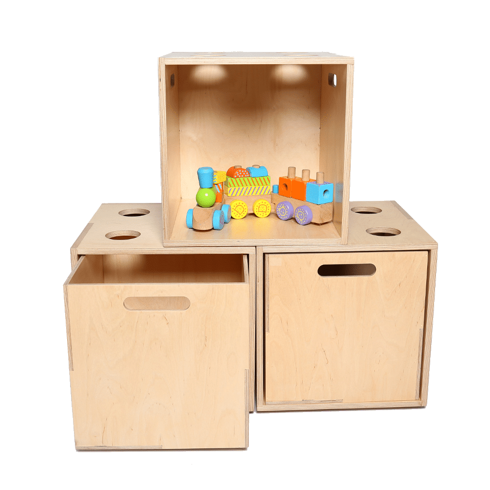 toy box sml - 35cm (outer)